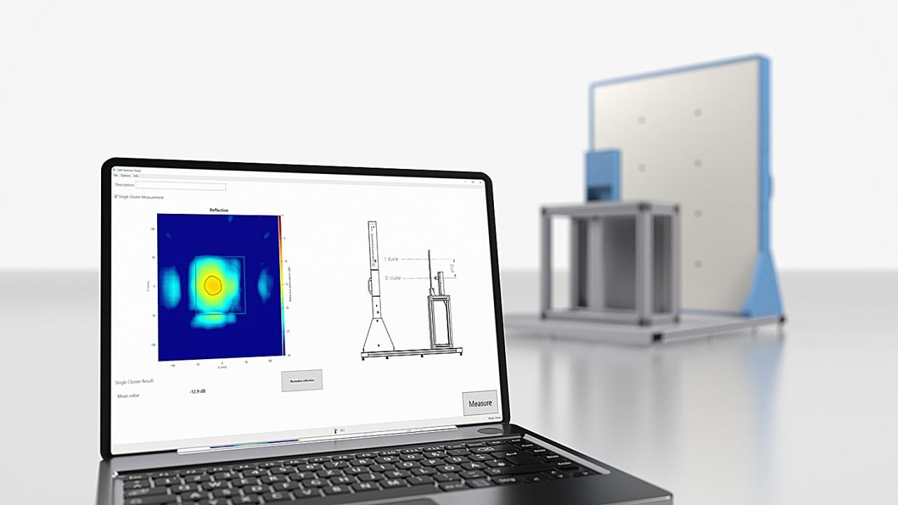 QAR product teaser - K50 software