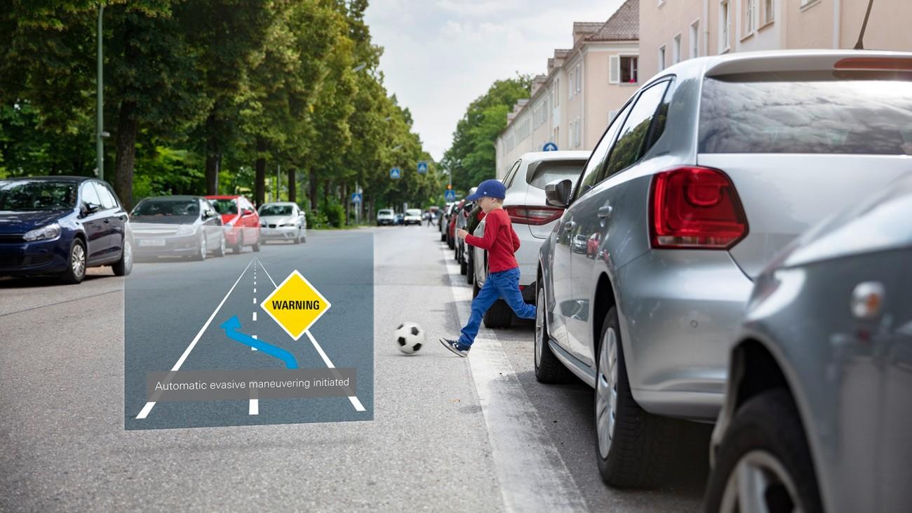 Resumen sobre radares para el sector automovilístico