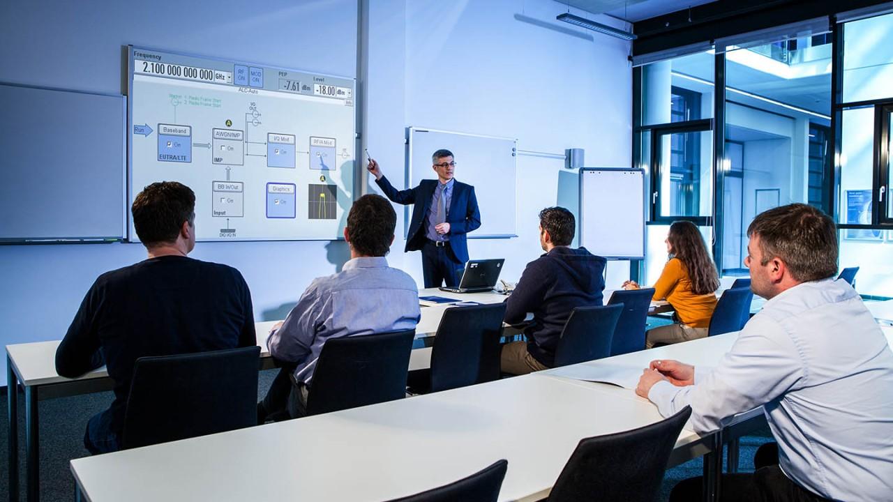 Training in Automotive radar technology