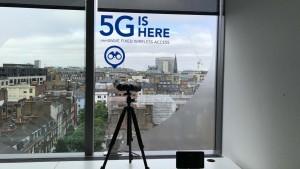 5G trials in London