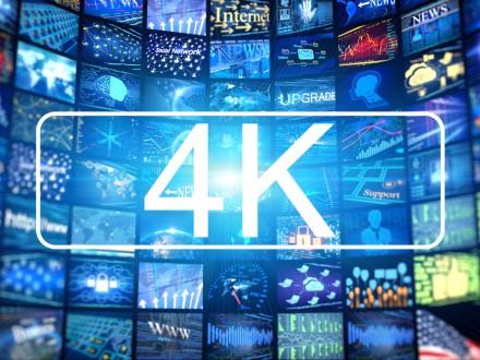 4K UHD sales are soaring