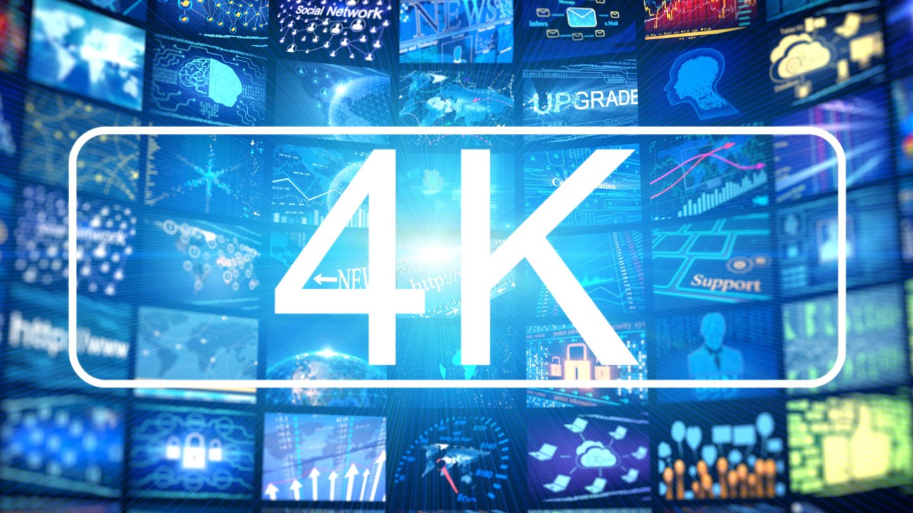 4K UHD sales are soaring