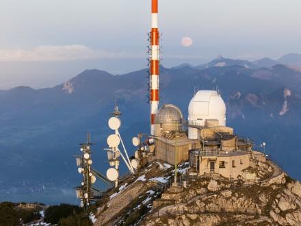 Wendelstein transmitter, Bavaria