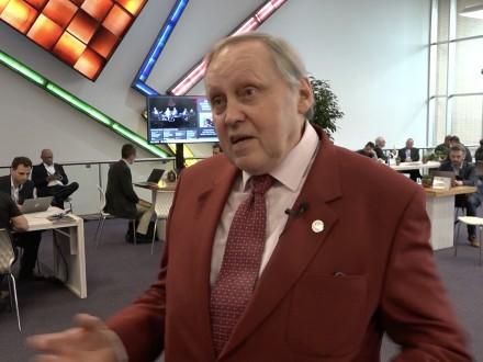 David Wood, EBU