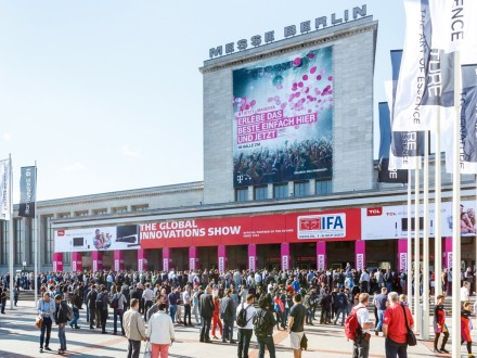 IFA 2018 in Berlin (August 31 to September 5, 2018)