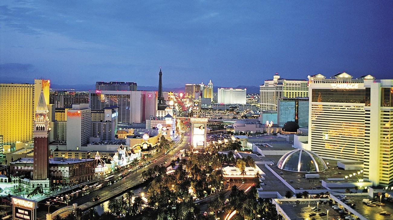 NAB Show, Las Vegas