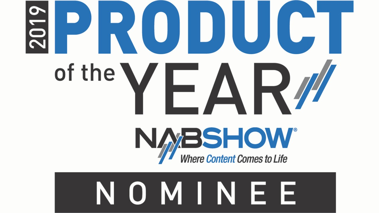 R&S SpycerNode is shortlisted for new NAB Show Product of the Year Awards