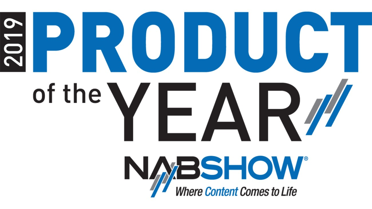 R&S SpycerNode wins at 2019 NAB Show Product of the Year Awards