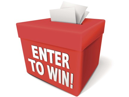 Sign up for updates and enter our monthly prize draw