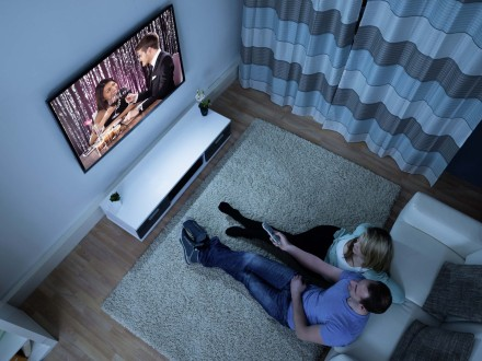 Pay TV has to compete with SVoD
