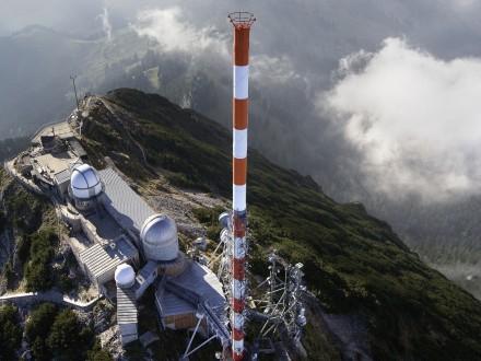Wendelstein transmitter site