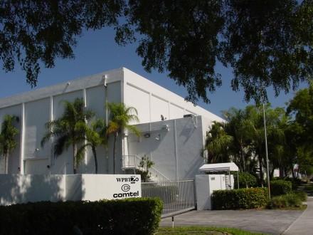 WPBT South Florida PBS studio