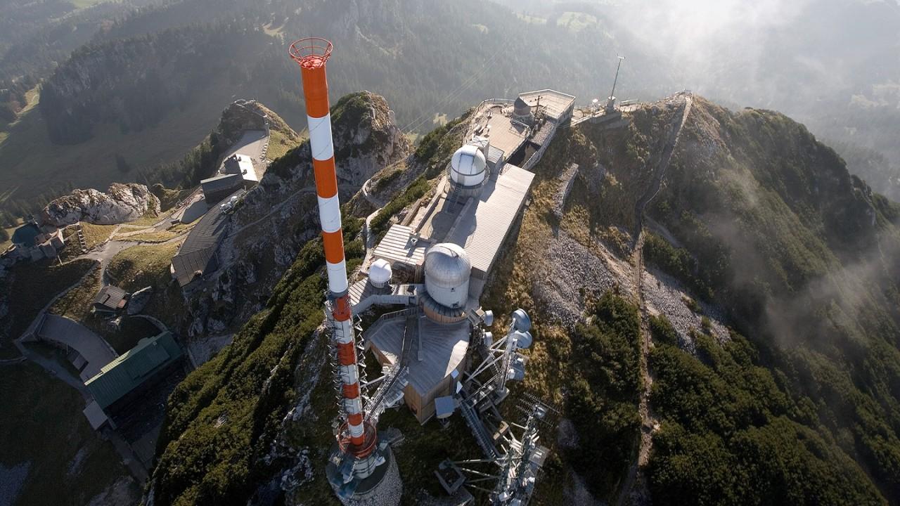 Rohde & Schwarz transmitter went into operation at Bayerischer Rundfunk's transmitter station