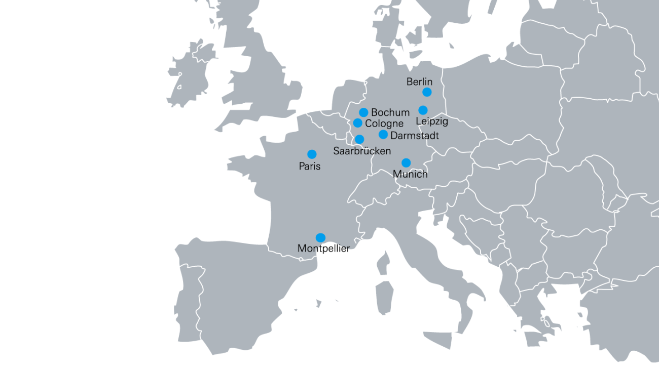 Locations Cybersecurity