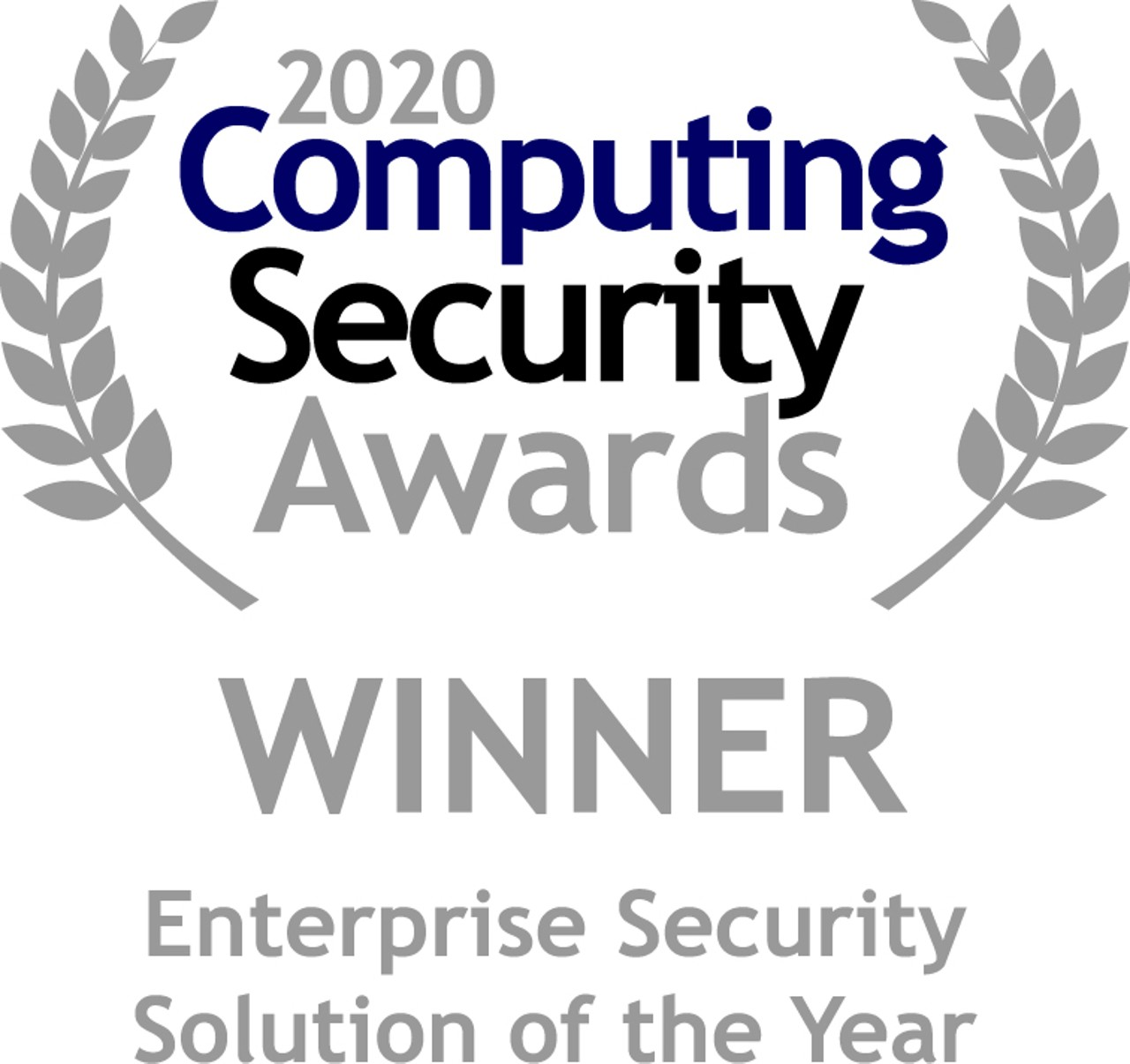 """Enterprise Security Solution of the Year"""