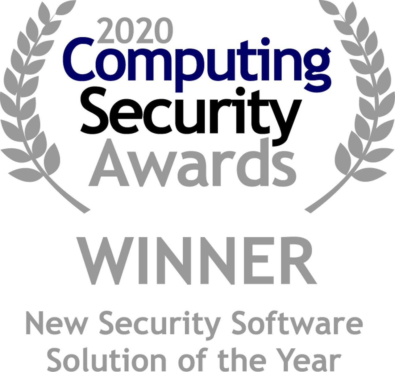 """""""New Security Software Solution of the Year"""""""