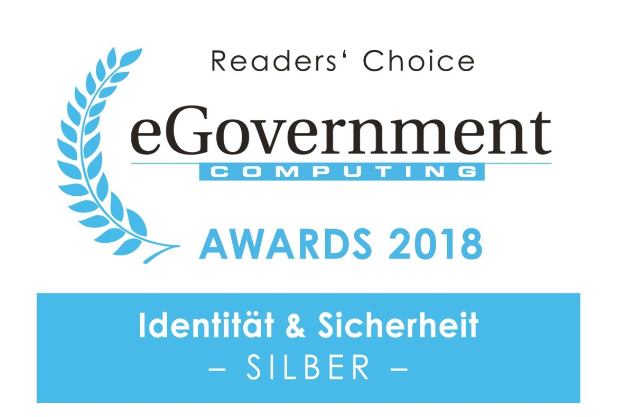 eGovernment Readers Choice Awards 2018