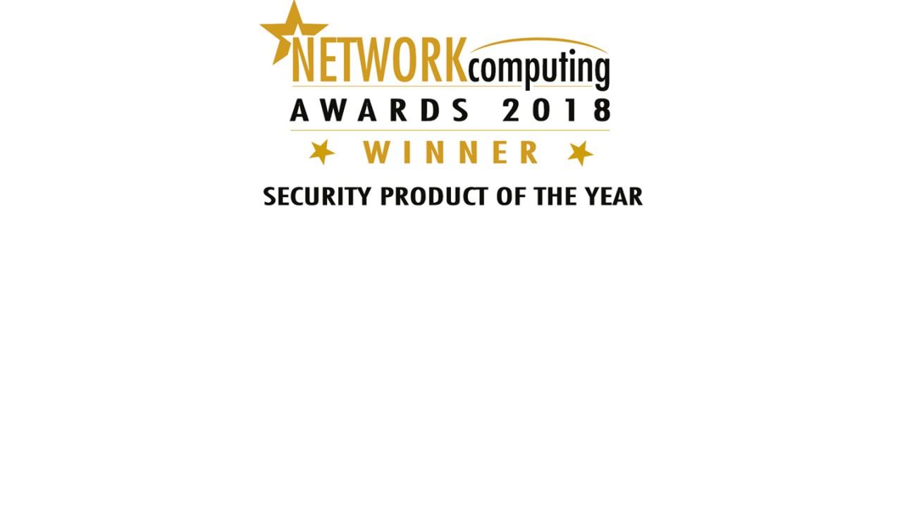 Network Computing Award 2018
