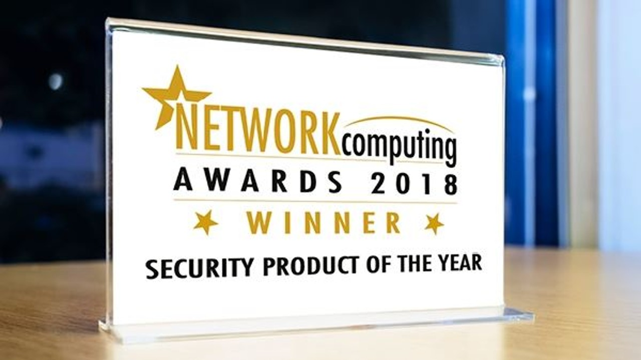 Security solutions by Rohde & Schwarz Cybersecurity named Products of the Year