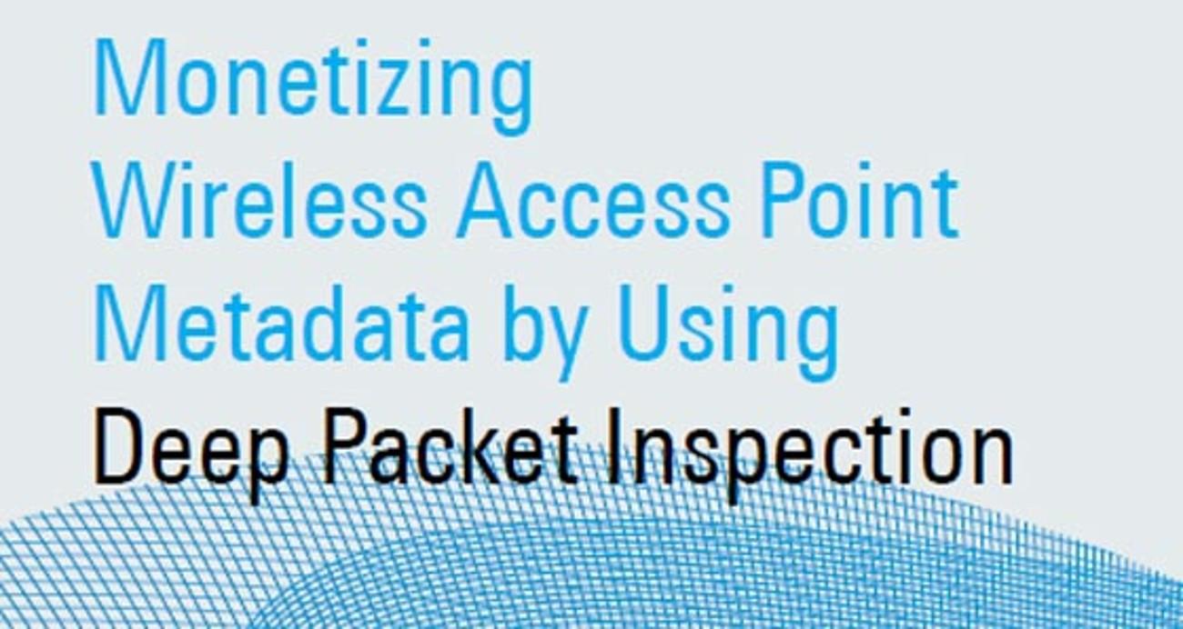 Monetizing Wireless Access Point Metadata