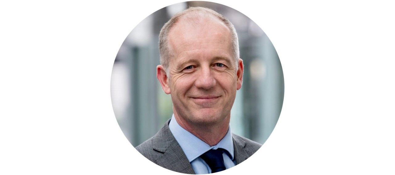 Stéphane de Saint Albin - Vice President Application & Cloud Security