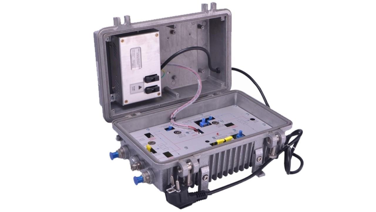 Soluciones de prueba y medición para amplificadores de redes de cable, láseres DFB, componentes de televisión por cable