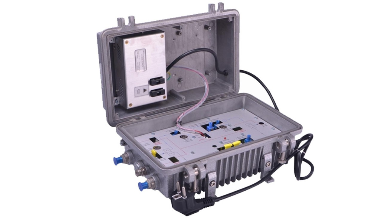 T&M Solutions for Cable Network Amplifier, DFB Lasers, CATV components