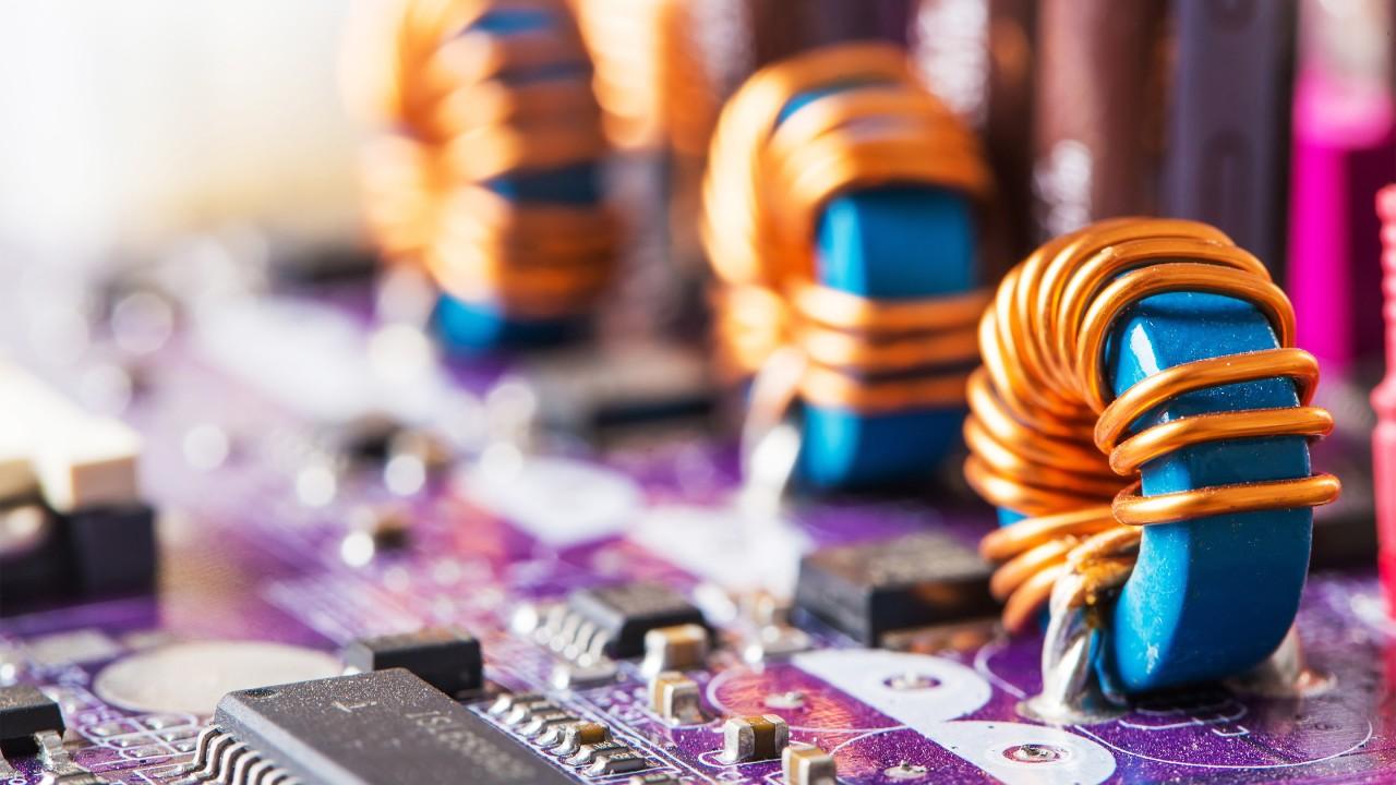 Power electronics testing