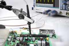Accurate and fast power integrity measurements