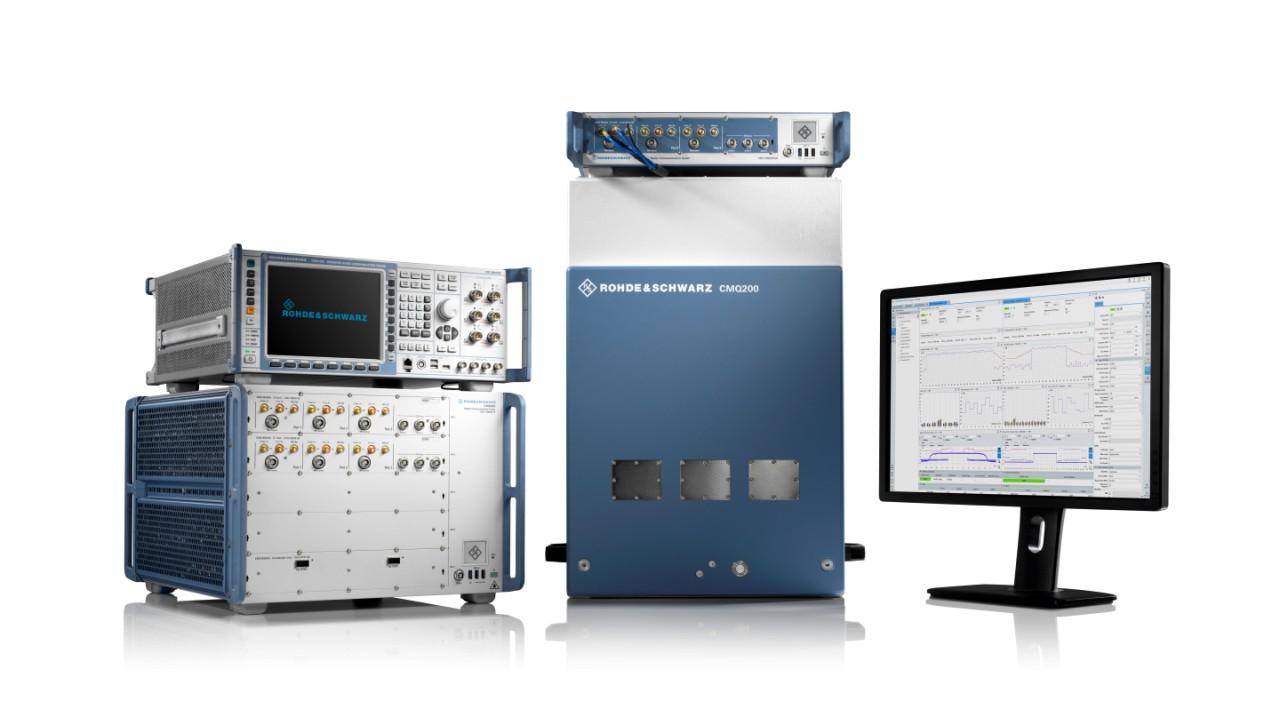 Mediciones de rendimiento de dispositivos complejos y coexistencia dentro del dispositivo