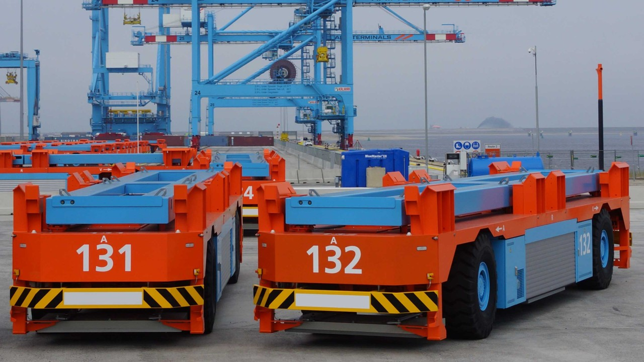 5G measurements to lay the foundation for autonomous vehicles in port terminals