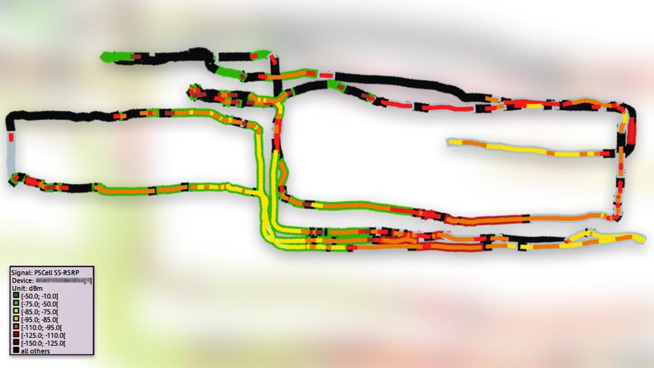 Map plot FR2