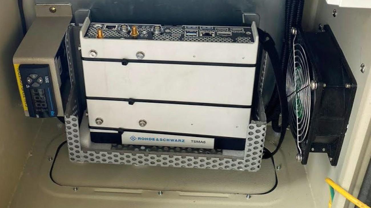R&S®TSMA6 scanner