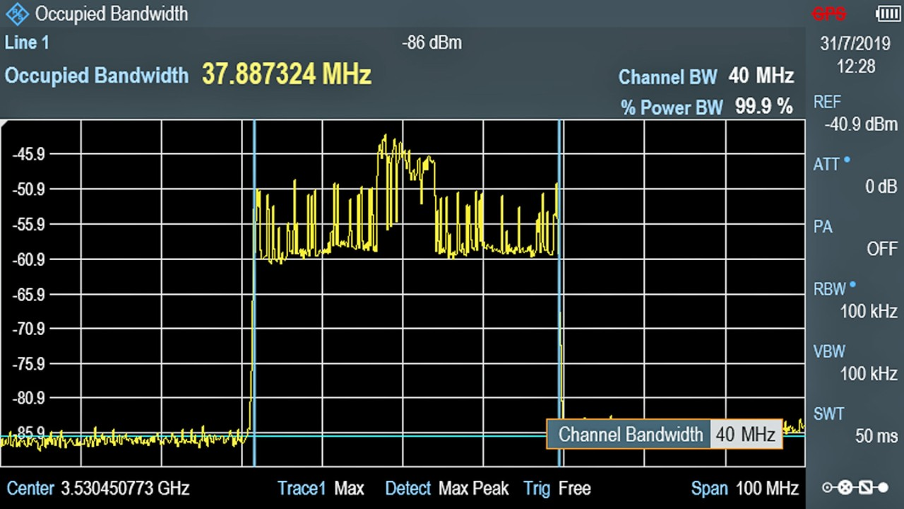 5G-site-testing-troubleshooting-measured-occupied-bandwidth