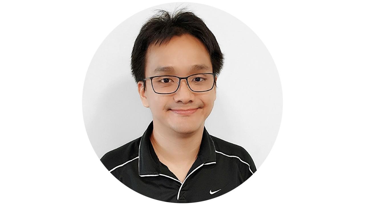 Author: Albert Huang