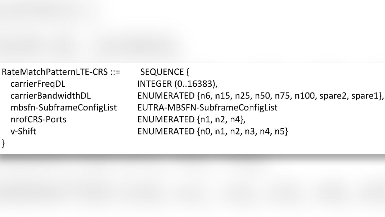 Figure B: LTE CRS rate matching algorithm