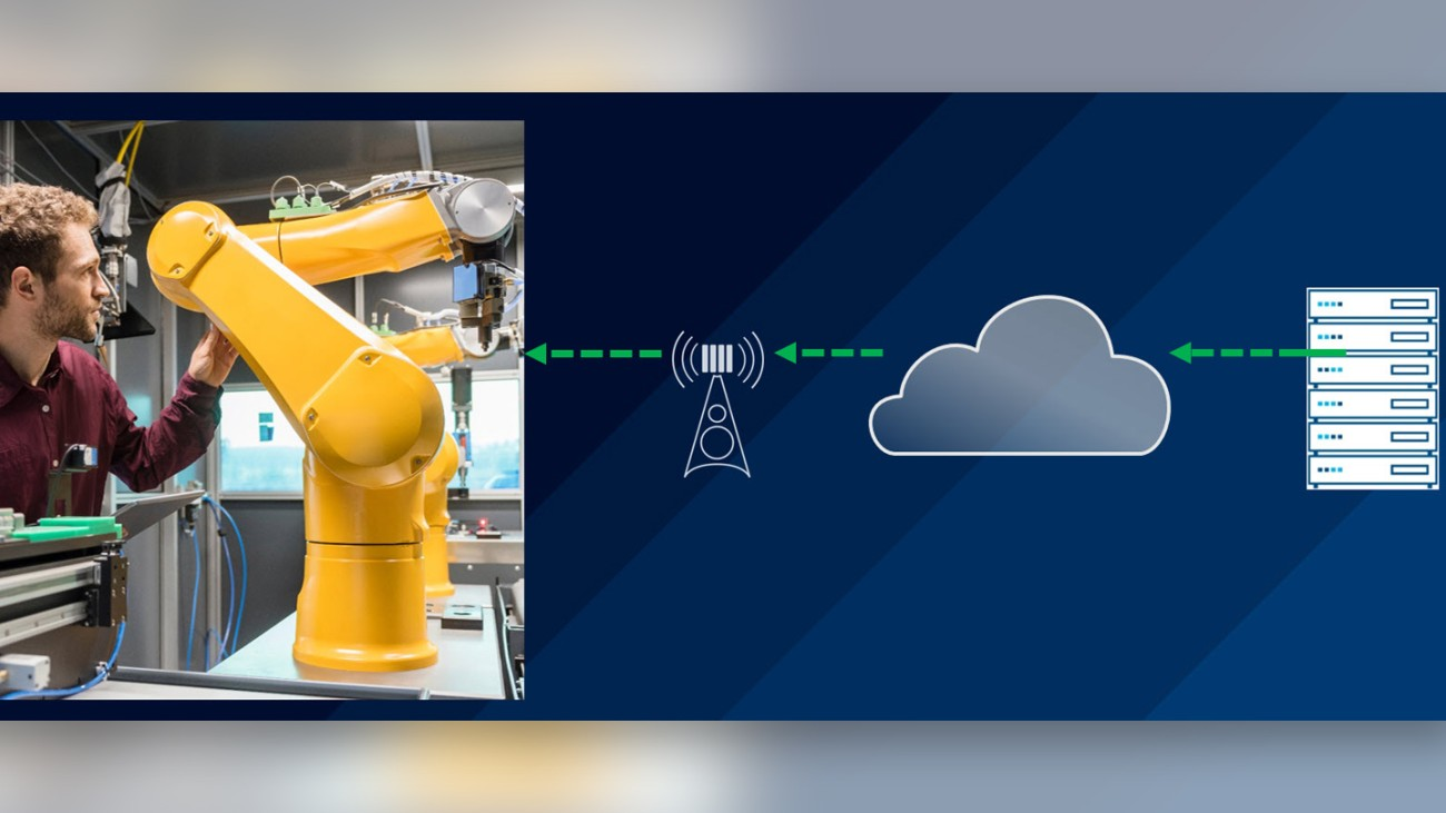 One-way latency in smart factories