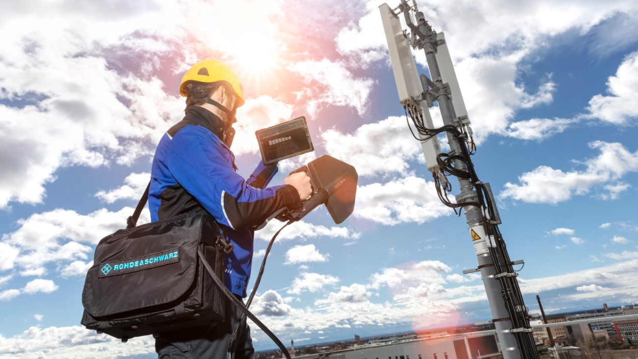EMF measurements in 5G networks - white paper
