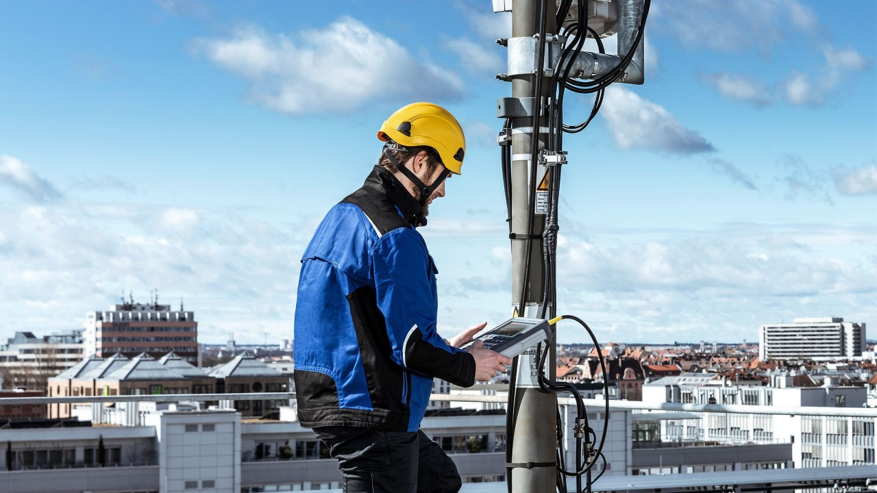 Mobile Network Testing - Installation and Maintenance