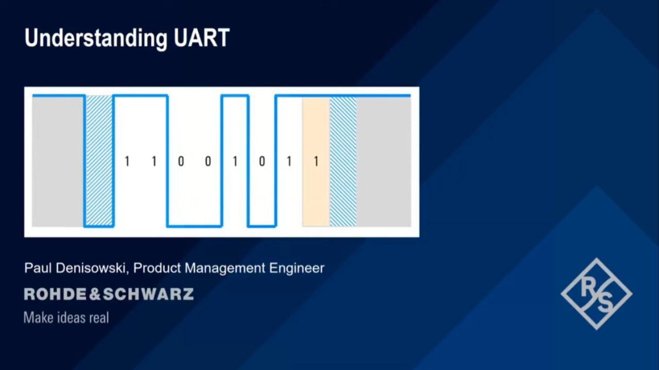 UART verstehen