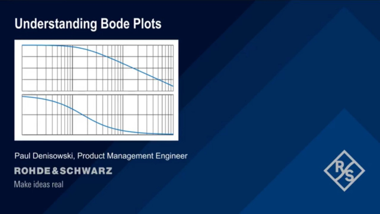 Understanding Bode plots to learn more