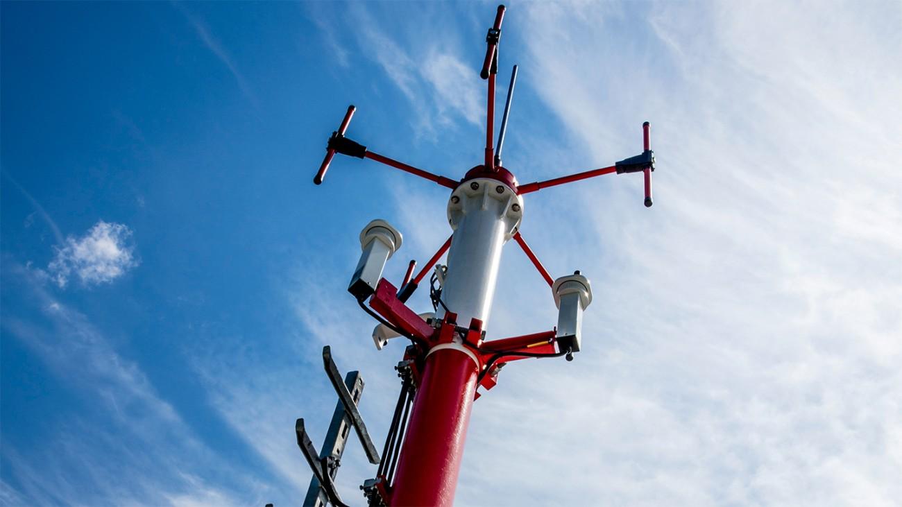 Antenna performance verification