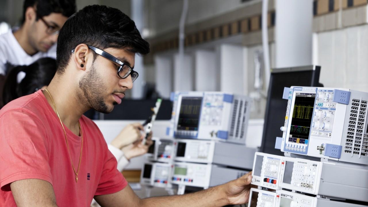 IoT power consumption testing