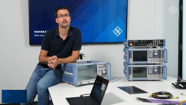 Rohde-Schwarz-SMW200A-RF-Ports-Alignment-Getting Started