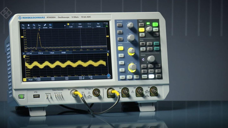 RTM3000 - 10-bit ADC
