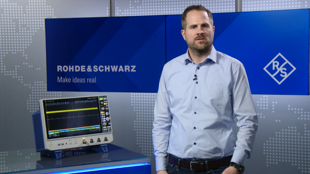 Flat frequency response for accurate measurements