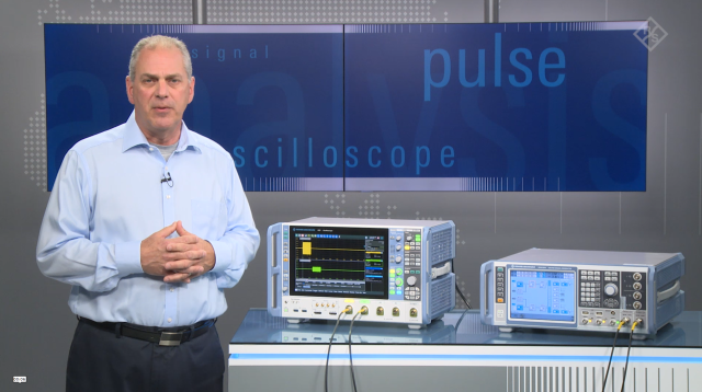 Time delay analysis of multiple wideband RF signals