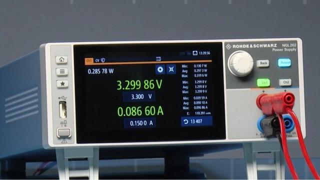 6 1/2 digits V/I metering