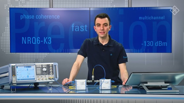 Phase Coherence Measurements with R&S®NRQ6