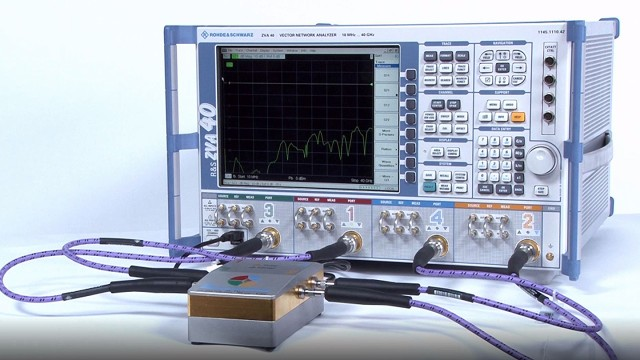 Signal integrity – calibrating a 4-port network analyzer (part 1 of 4)